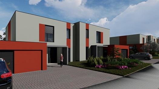 Nové rodinné domy v atraktivní lokalitě - chytré vybavení, výstavba na klíč