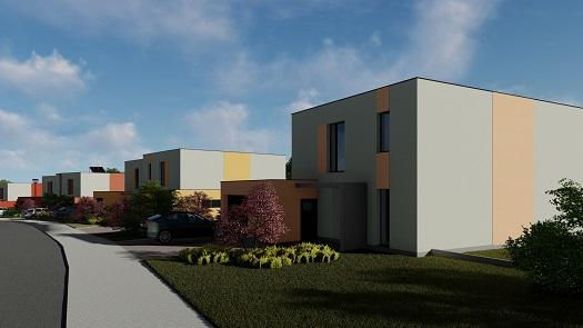 Výstavba nových domů na klíč