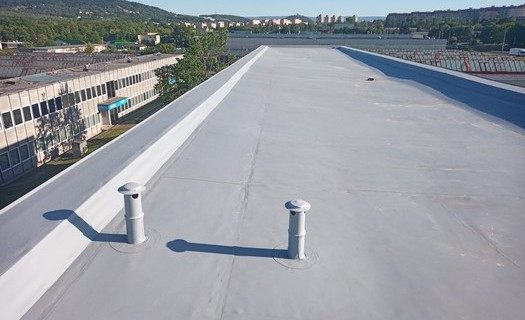 Izolace plochých střech Most, fóliové hydroizolace, asfaltové pásy, opravy střech, pozáruční servis