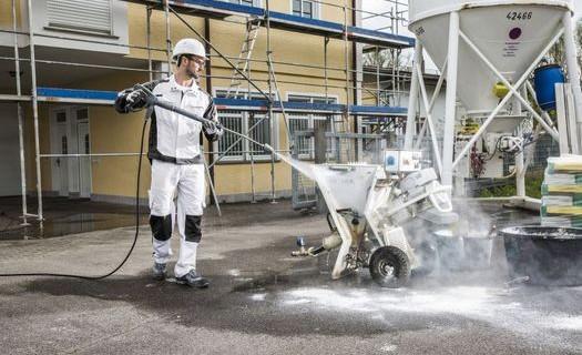 Půjčovna čisticích strojů Kärcher Hradec Králové, vysokotlaké čističe, vysavače, parní čističe