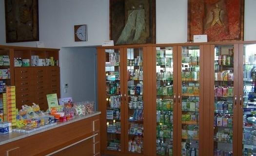 Internetová lékárna BONA Děčín, prodej léků po internetu a v kamenné bezbariérové prodejně
