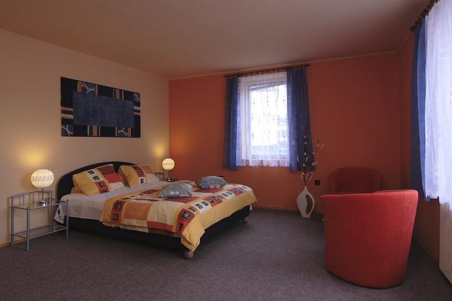 Ubytování v Penzionu Stodola v Jihočeském kraji
