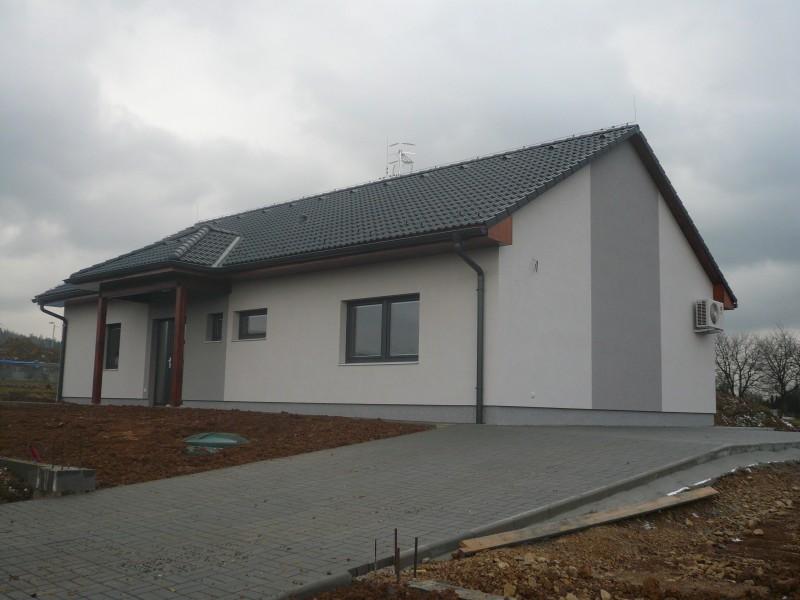 Stavby RS-mont, s.r.o., výstavba rodinných domů na klíč