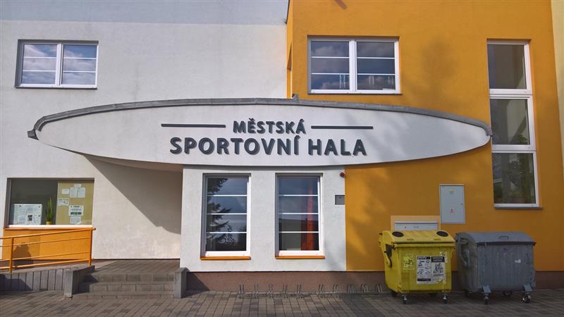 Správa nemovitostí a sportovní haly