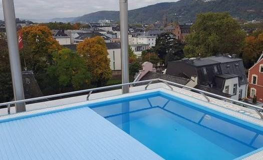 Klasické a přelivové bazény Liberec