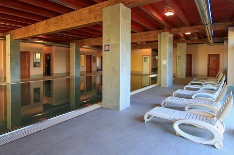 Bazén s minerální vodou - Hotel Harmonie Bystřice pod Hostýnem