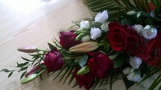 Bohatý výběr květin