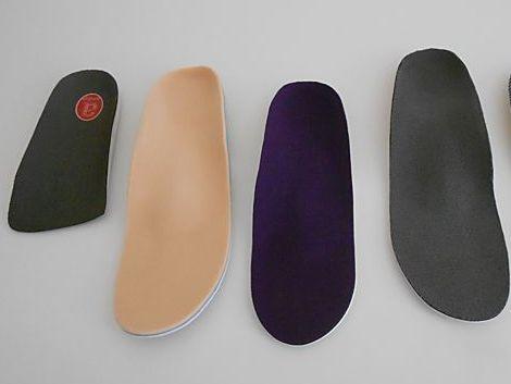 Výroba a prodej individuálních ortopedických vložek do bot