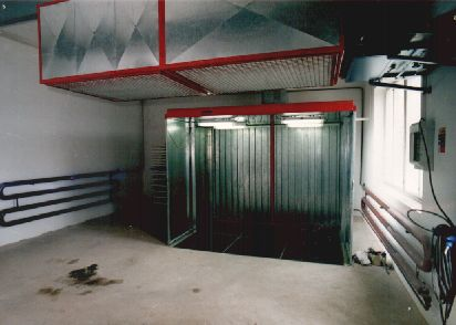 Softlak - lakovací boxy, podlahové, stolové, Praha Brno Ostrava