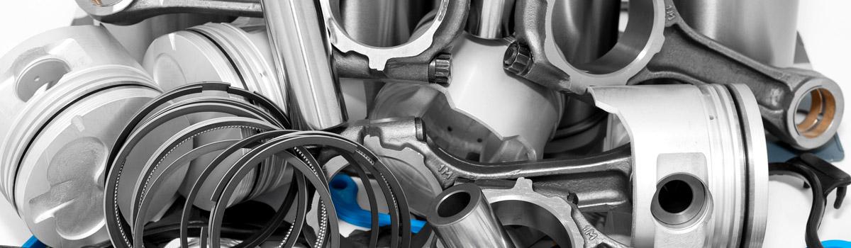 Nové i použité náhradní díly pro automobily – prodej a montáž