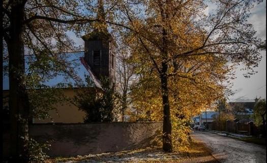 Obec Malá Hraštice, kostelík sv. Zikmunda