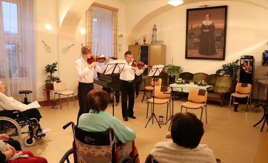 Výuka hry na housle, Soukromá základní umělecká škola Praha