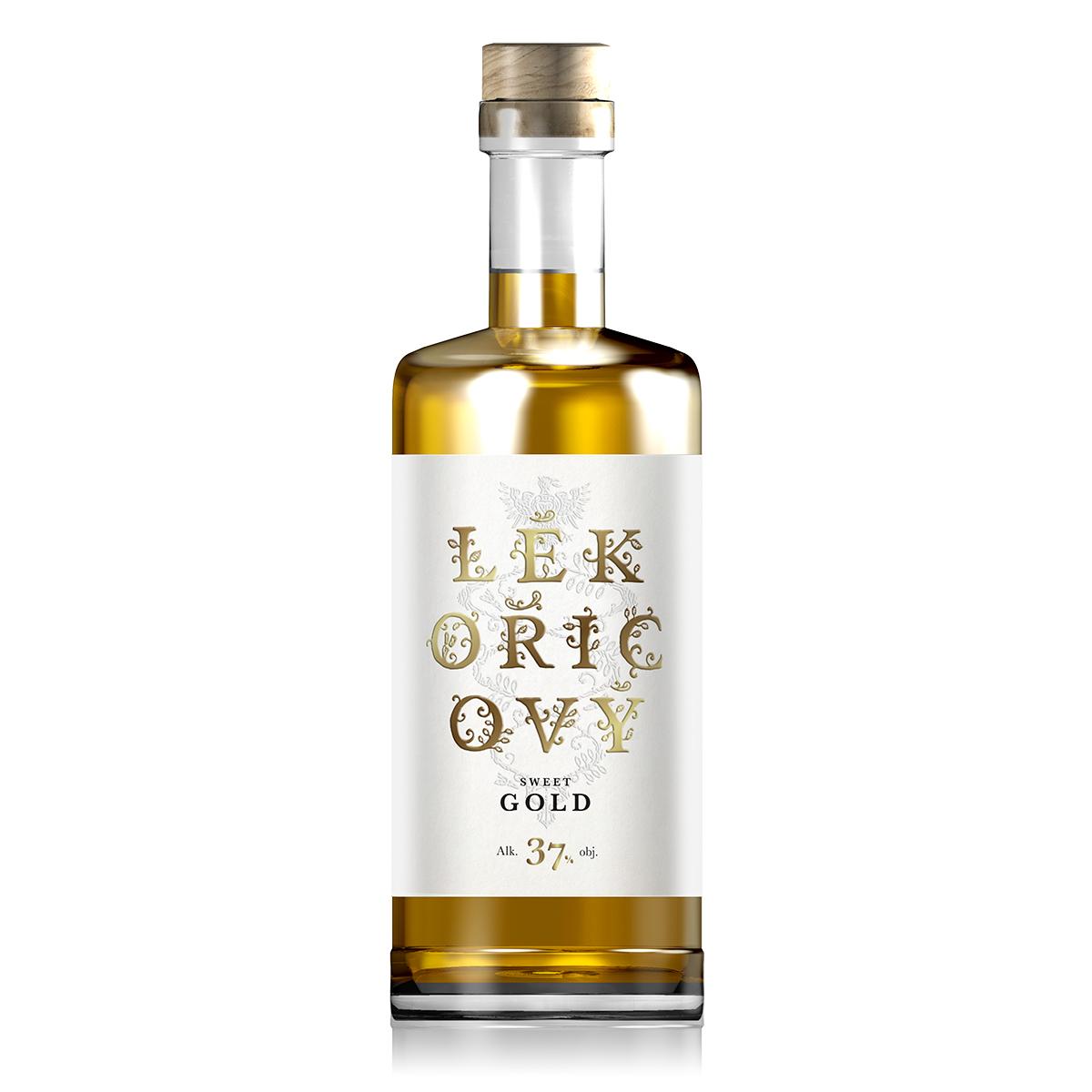 Kvalitní originální likér z lékořice