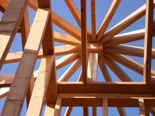 Profesionální tesařské práce, vazníkové střechy - 3D návrh, vizualizace a konstrukce