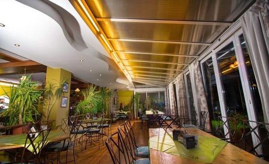 Hotelová restaurace a jídelna Wellness Hotel Astra, Špindlerův Mlýn