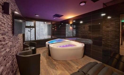 Wellness a sauna, Špindlerův Mlýn v Krkonoších