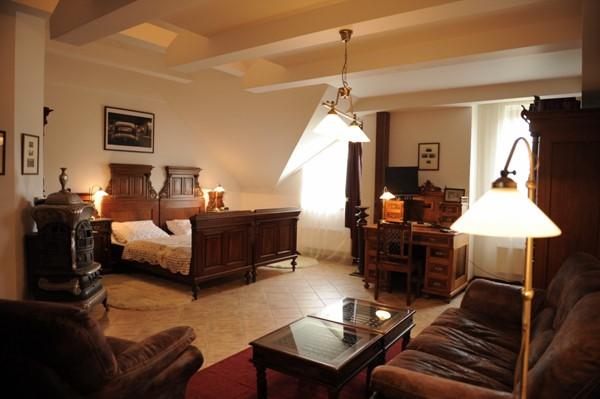 Luxusní ubytování, penzion, relaxační centrum v lázeňském městě Slatinice