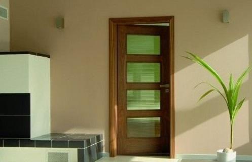 vnitřní dveře - široký výběr na prodejně Britra Zlín