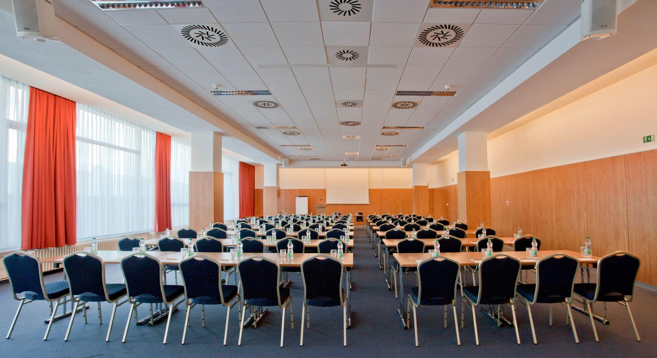 Klimatizované prostory pro pořádání skupinových a firemních akcí Brno-město