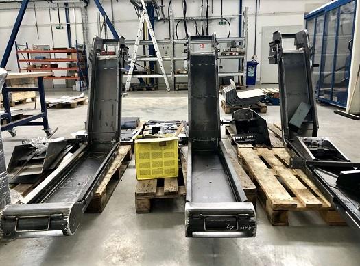 CNC služby a moderní technologie