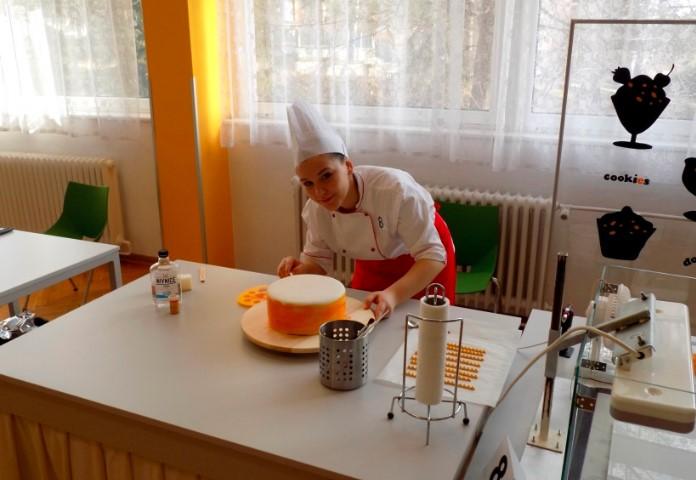 Vzdělávání v učebních oborech cukrář, kuchař