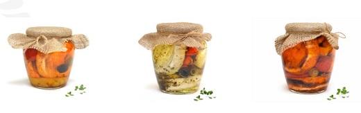 Marinované sýry a hermelín v originálních skleničkách Třinec