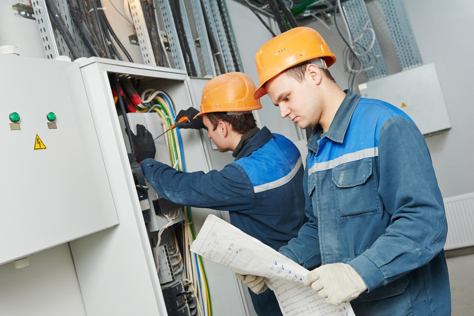 Elektroinstalační služby s náhradním plněním