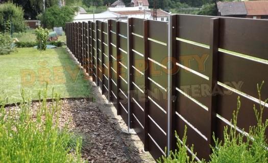 Renovace dřevěných plotů, montáže plotů Pardubice