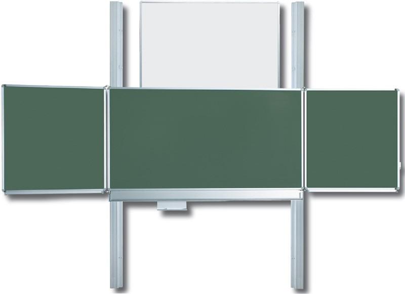 Vybavení do škol, tabule, vitríny a židle