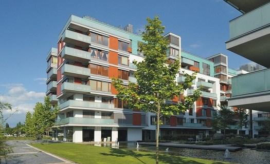 Správa lukrativního bytového komplexu Beroun