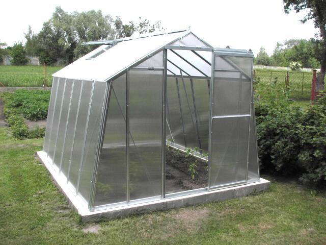 Kvalitní skleníky