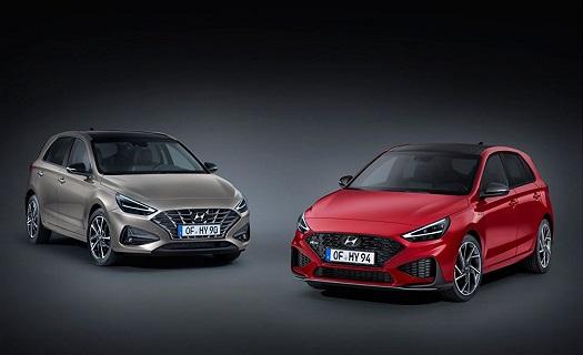 Nový osobní automobil Hyundai i30 autosalon Boskovice