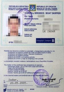 Mezinárodní kapitánský průkaz s neomezenou platností VIMU s.r.o.