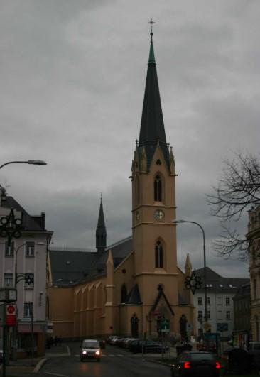 Arciděkanství Liberec, křest, svatby, biřmování