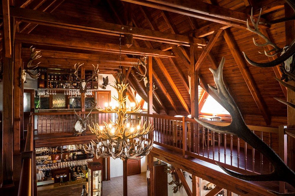 Restaurace Lovecká chata Folmava – zvěřinový ráj v podhůří Českého lesa