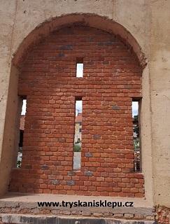 Renovace a tryskání starých omítek – kulturní památky, historické objekty