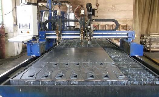 Kovovýroba, CNC výroba dílů Plzeň
