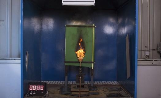 Laboratoř požární bezpečnosti Nový Jičín