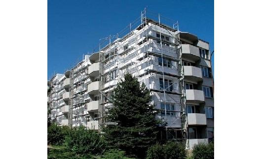Betonové lodžie podle požadavků developera - pro rekonstrukce domů