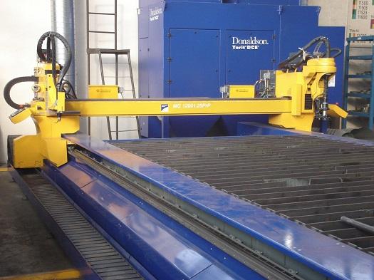 CNC zpracování výpalků