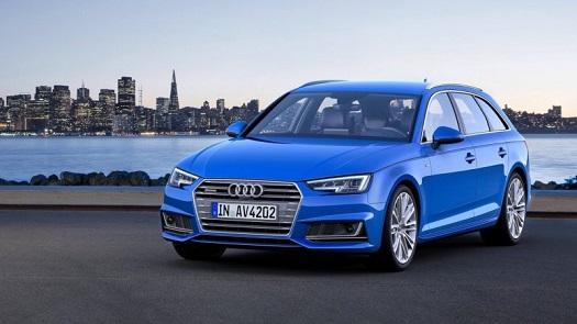 Pronájem vozů Audi
