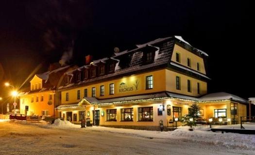 Horský hotel v Peci pod Sněžkou