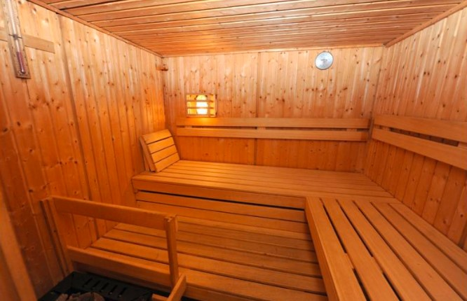 Relax, sport, sauna