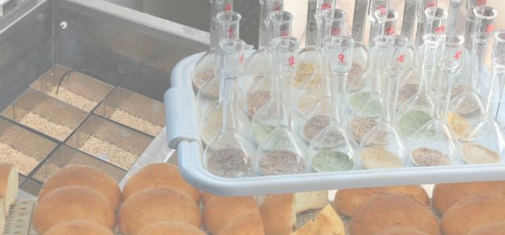Aplikovaný výzkum v resortu zemědělství, akreditovaná laboratoř, monitoring obilovin