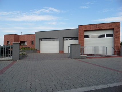 Dodávka a montáž garážových vrat Ostrava
