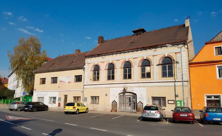 Městys Hostomice - kulturní dům, společenské akce