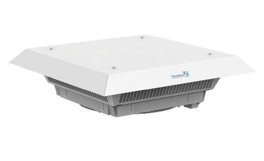 filtrační ventilátory pro střešní montáž