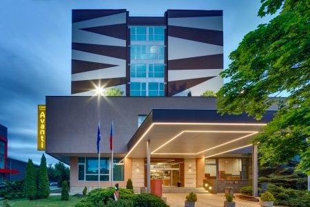Kongresový Hotel AVANTI**** - ideální pro korporátní klientelu
