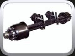 Kvalitní, cenově dostupné bržděné nápravy s ABS pro těžké stroje