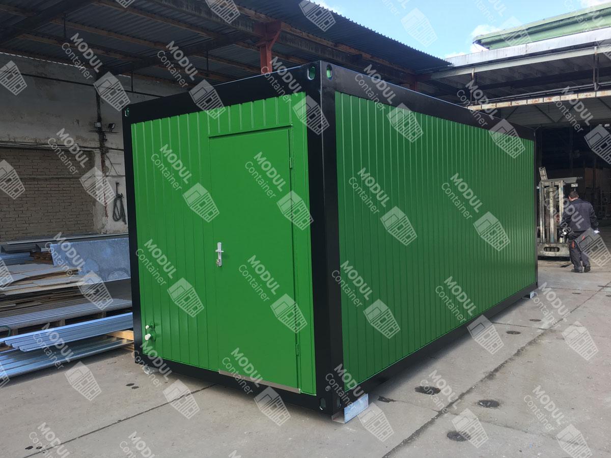 Skladovací mobilní kontejnery, kontejnery - výstavní stánky